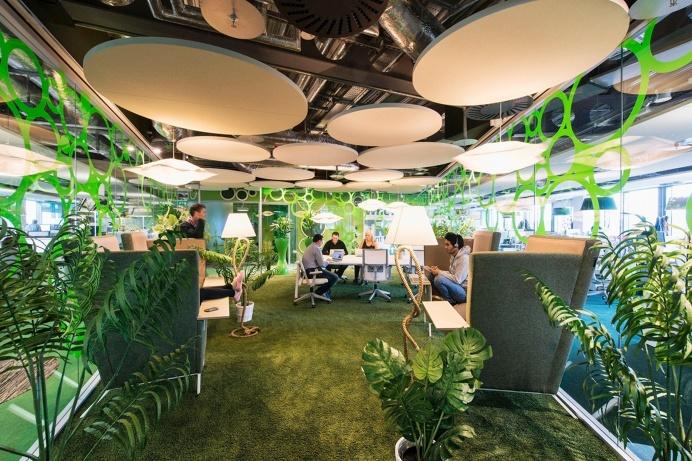 Craziest-Designed Google Offices