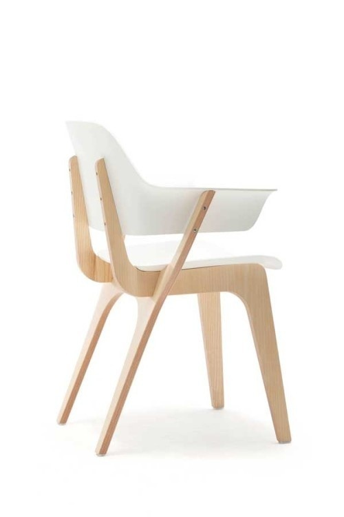 Gispen Today Chair by Thijs Smeets #chair #furniture #minimal
