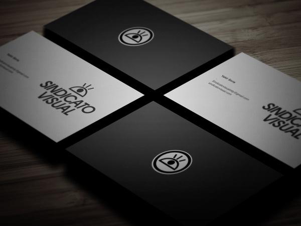 Sindicato Visual ross.mx #business #branding #card #print #identity #logo
