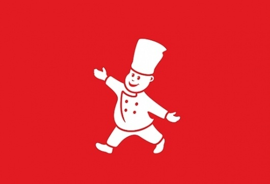 Creative Review - The new Little Chef #logo #branding