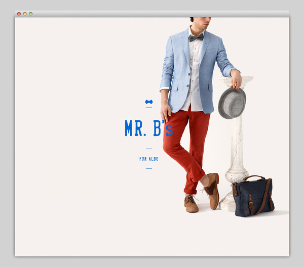 Mr. B's #website #design #web