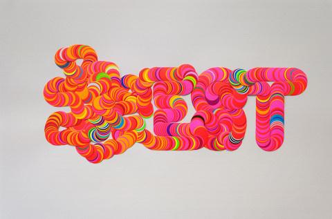 JK Keller   PICDIT #stickers #design #art #type #collage #typography