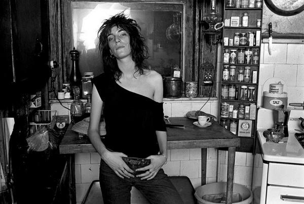 Norman Seeff - Patti Smith - Photos - Social Photographer's Portfolios #inspiration #photography #portrait
