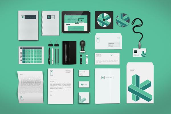 kutia web agency on Behance #branding #design #graphic #colorful #identity #minimal #webdesign #new