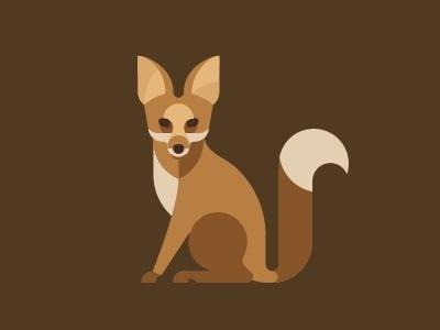 Fox by Radio #radio #illustration #fox
