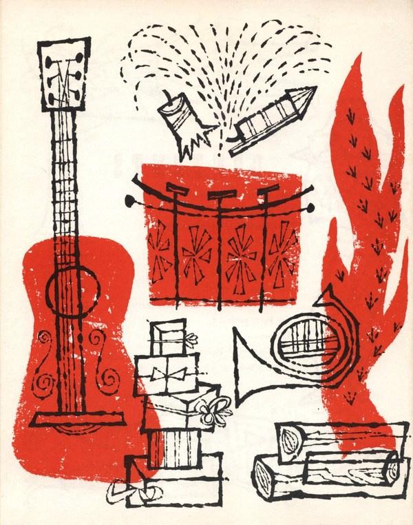 Helen Borten #illustration #borten #helen