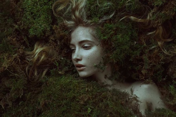Gaia: Fine Art Portrait Series by Marta Bevacqua