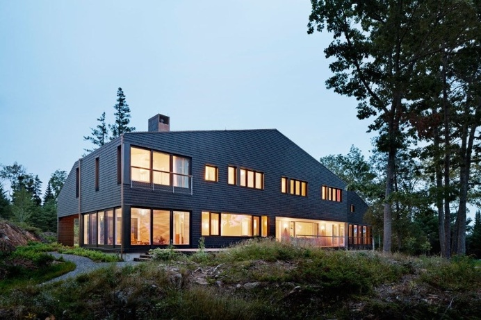 Islesboro Residence #architecture