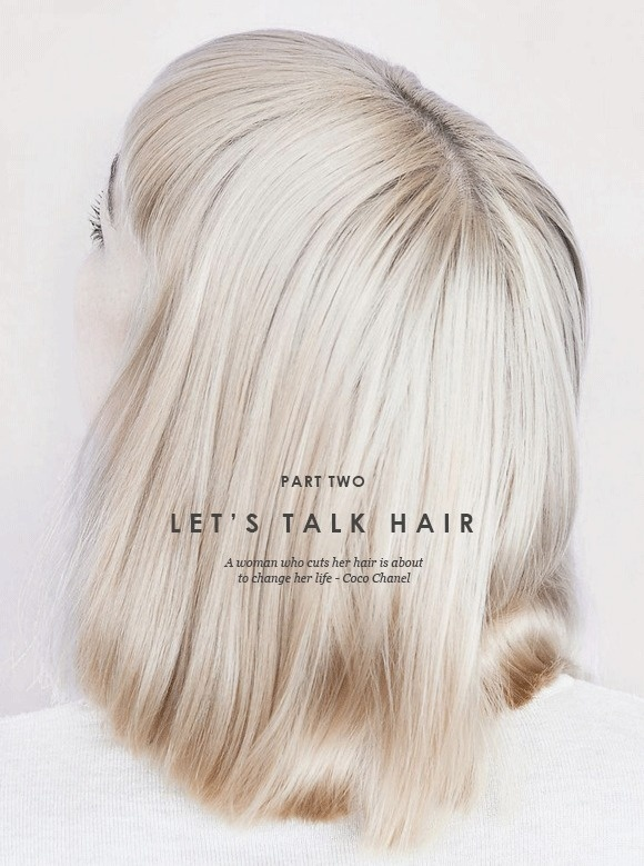 Cocorrina: AT THE MOMENT / CHANGES #hair