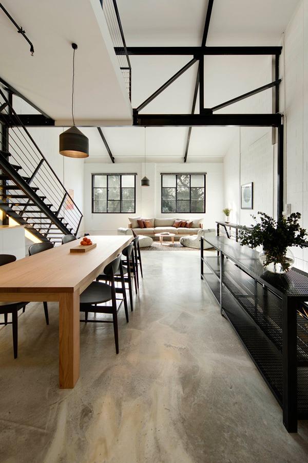 Regent Street Warehouse by Techne #minimalist house