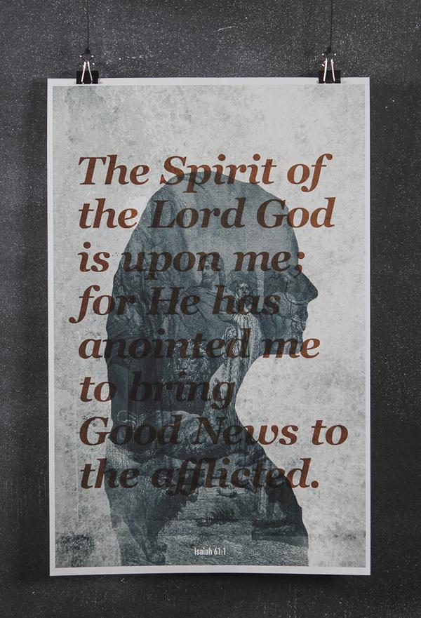 Good News #news #design #jesus #poster #spirit #god #overlay #good