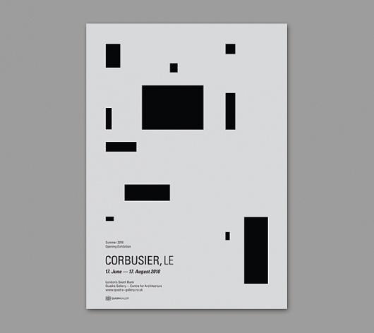 designfusion — Visual references #corbusier #grid #architecture #le #layout