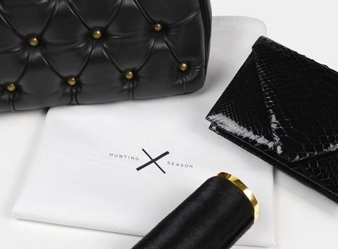 Watson & Co - bitique #branding #black #identity #gold #luxury