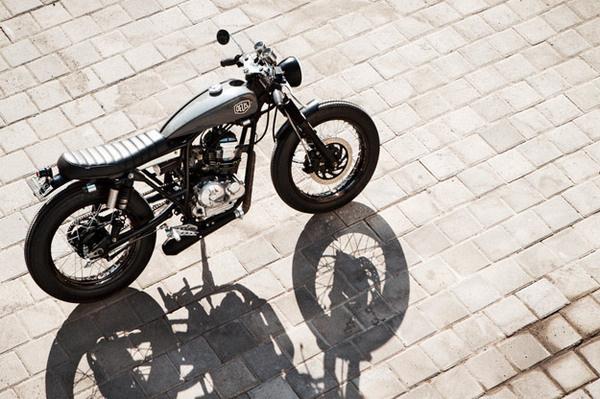 Yamaha Scorpio #scorpio #deus #motorcycle