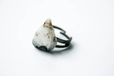 "DÄ""śī #zealand #rock #pulse #design #jewelry #parallel #ring #new"
