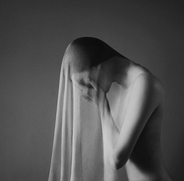 Surreal Self Portraits by 22 Year Old Artist Noell S. Oszvald who Began Photographing and Editing a Year Ago #photography
