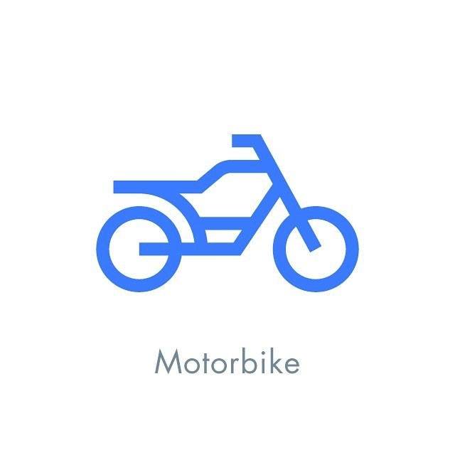 saschaelmersMotorbike Icon Design WIP #wip #icon #icondesign #iconic #iconography #iconaday #pictogram #picto #symbol #vector #graphicdesign