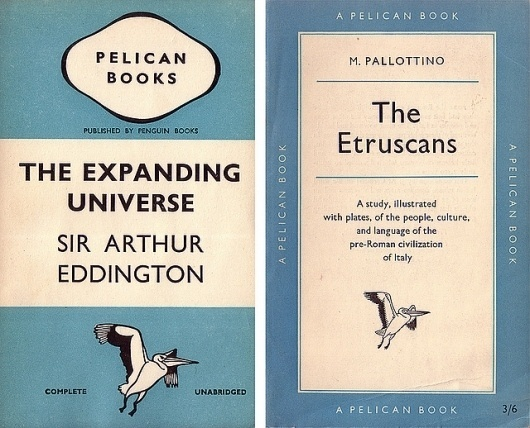 Pelican Books: 1940 & 1955 | Flickr - Photo Sharing! #young #design #graphic #book #cover #tschichold #jan #edward #typography