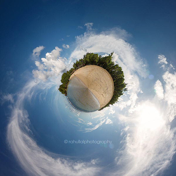 Nusa Dua Beach #panorama #nusa #lal #travel #rahul #360 #dua #photography #beach
