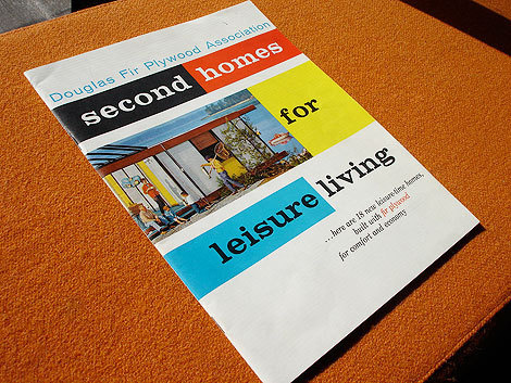 second homes for leisure living #frame
