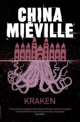 Walker of Worlds: Review | Kraken by China Miéville (Pan) #fiction #book #cover #publishing #kraken
