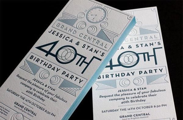 party #birthday #invitation