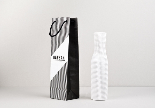 Gabbani packaging : DEMIAN CONRAD DESIGN #packaging