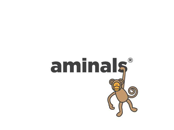 Aminals on Behance #branding #illustration #identity #kids #children