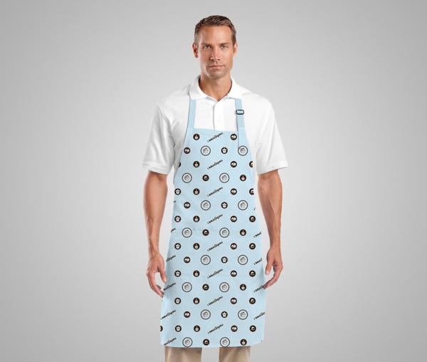 I Dolci Sapori - Brand identity #bakery #apron #baker #design #biscuits #corporate #brand #identity #caselli #anna