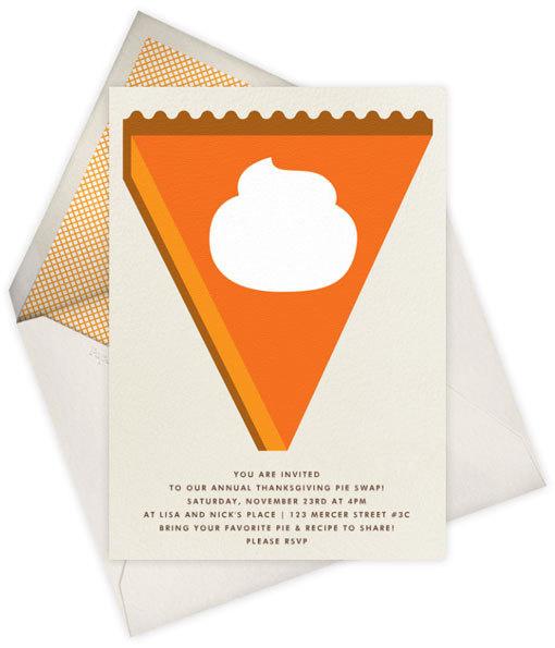 pumpkin pie #illustration #letterpress