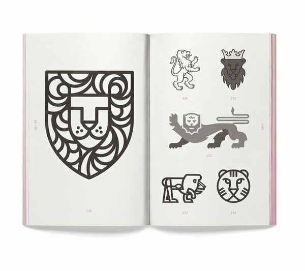 Animal Logos _ Spread 6 #spread #animal #logos