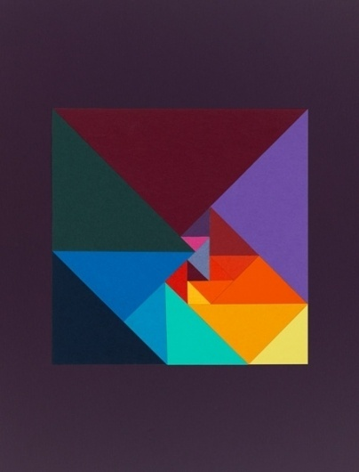 Carl Kleiner #inspiration #carl #kleiner #design #graphic #geometric #collage