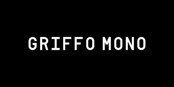 Griffo Mono #font #griffo #monospaced #serif #sans #mono #typeface #typography