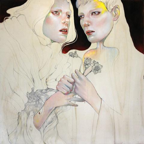 Martine Johanna   PICDIT #art #painting