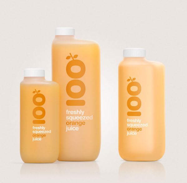 Zumex_bottles #packaging #bottle #juice #clean