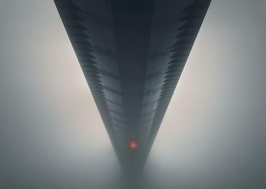A Picture A Day: Greg White « These Old Colors™ #perspective #photography #lights #fog