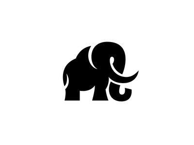 Elephant #icon #logo