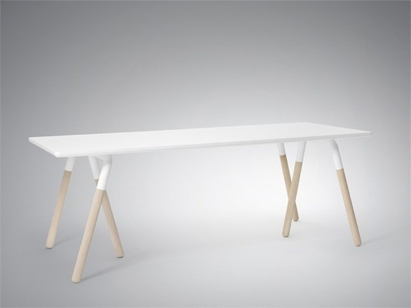 Table RAFT TABLE NA2&Tradition #furniture #table