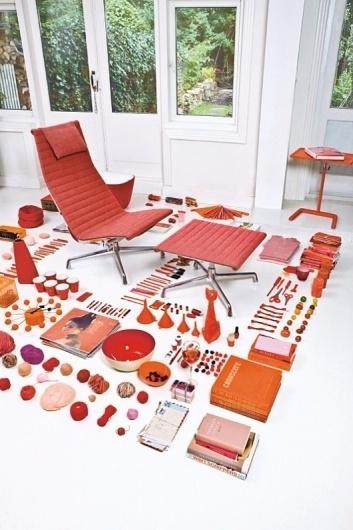WANKEN - The Blog of Shelby White #vitra #advert #furniture #design