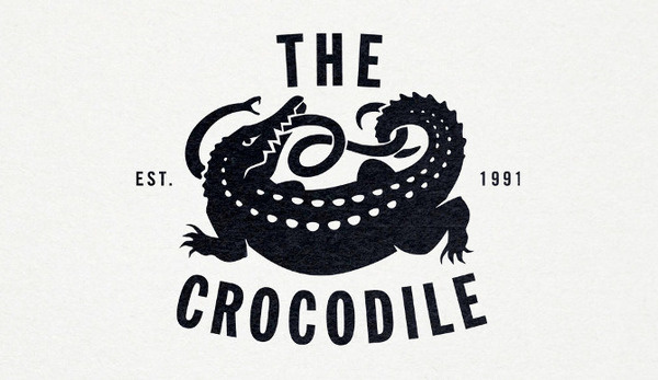 croc clean paper #crocodile #the