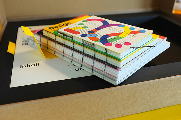 MA Application on Behance #books #binding