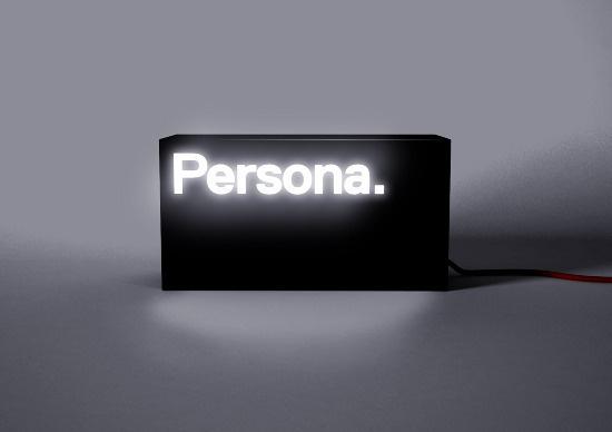 Persona. Miguel de la Garza #id #persona #branding