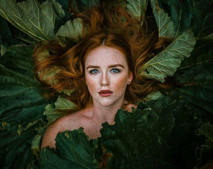 Fine Art Portrait Photography by Irene Rudnyk