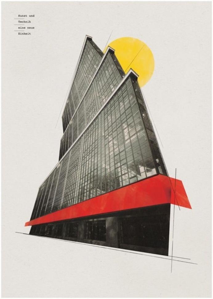 Bauhaus – Art as Life