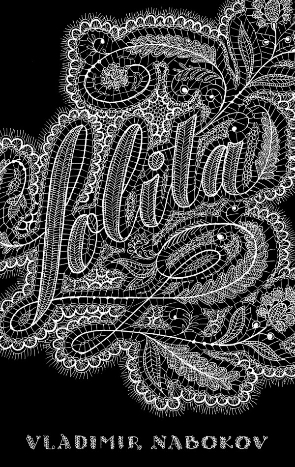 The Lolita Cover Project | Jessica Hische #hische #again #design #type #babe