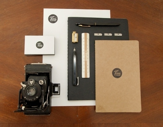 Tim Boelaars #camera #tim #branding #notes