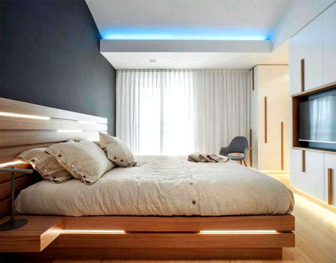 Italian Apartment By Studiovo - #decor, #interior, #homedecor, #modern