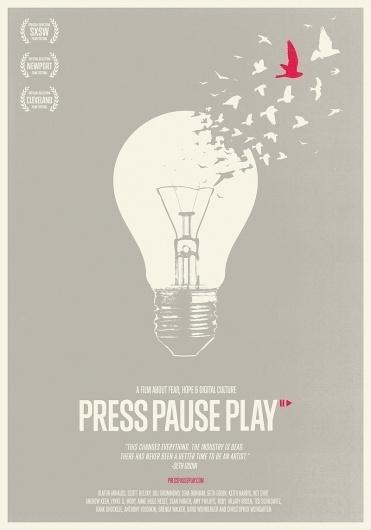 Albin Holmqvist / hello@albinholmqvist.com / +46 (0)72 72 24 900 #house #of #pause #press #indie #holmovist #albin #poster #radon