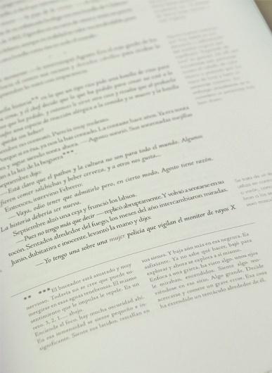 Editorial - Libro de Cuentos on the Behance Network #diego #pinzon #graphic #book #printing #layout #editorial
