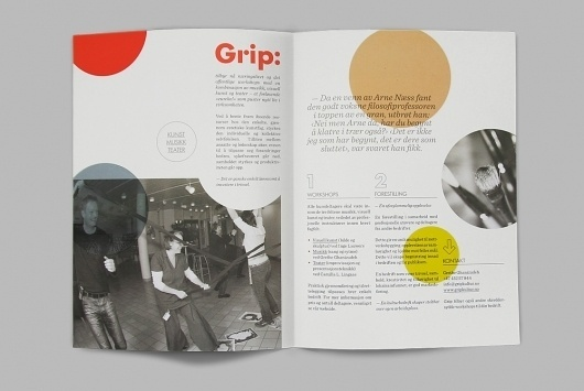 HEYDAYS – Recent Projects Special | September Industry #grip #circles #brochure #heyday